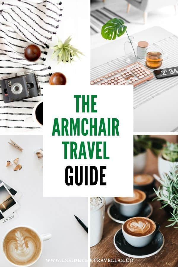 Alt text The Armchair Travel Guide