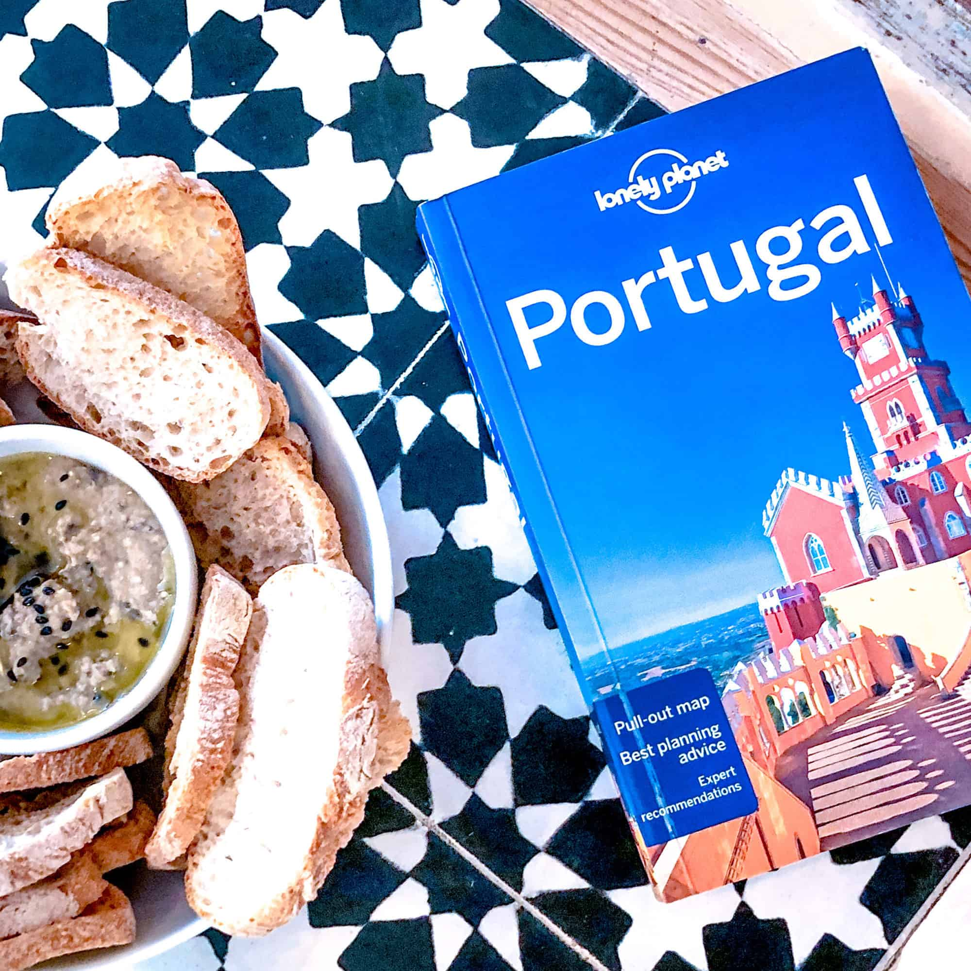 Books about Portugal and travel writing set in Portugal
