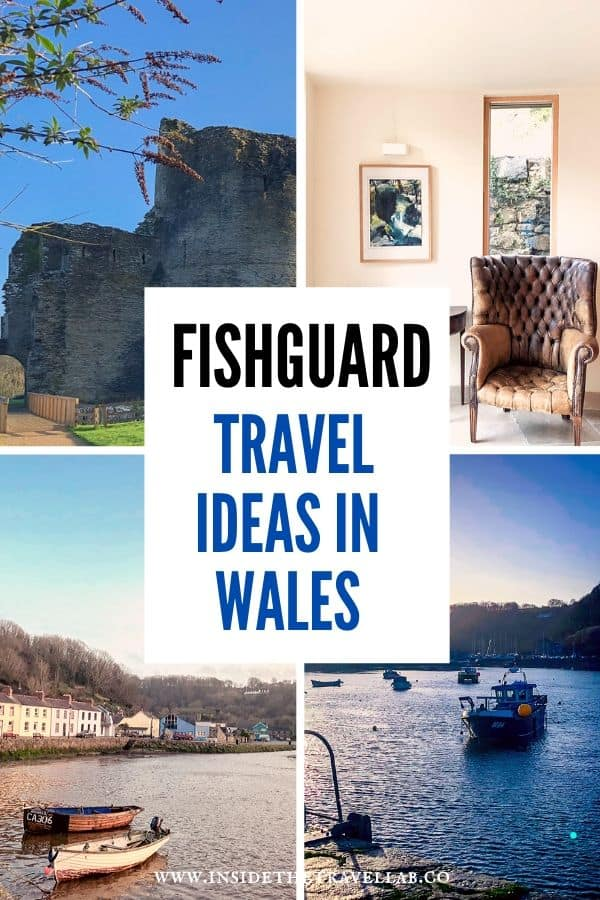Fishguard Wales Travel Ideas and things to do in Pembrokeshire