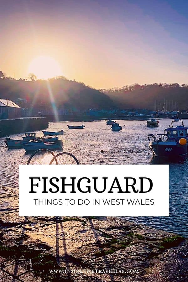 Fishguard things to do in West Wales cover image