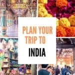 How to plan your trip to India with itineraries and practical travel advice