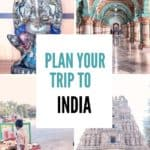 How to plan your trip to India with lots of practical tips and advice cover image