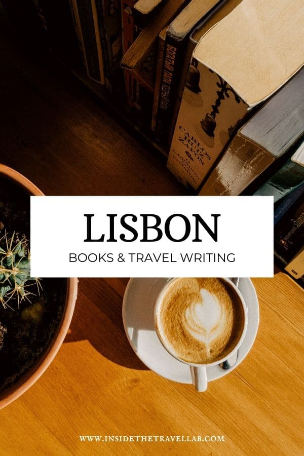 Lisbon travel writing and books about Lisbon image