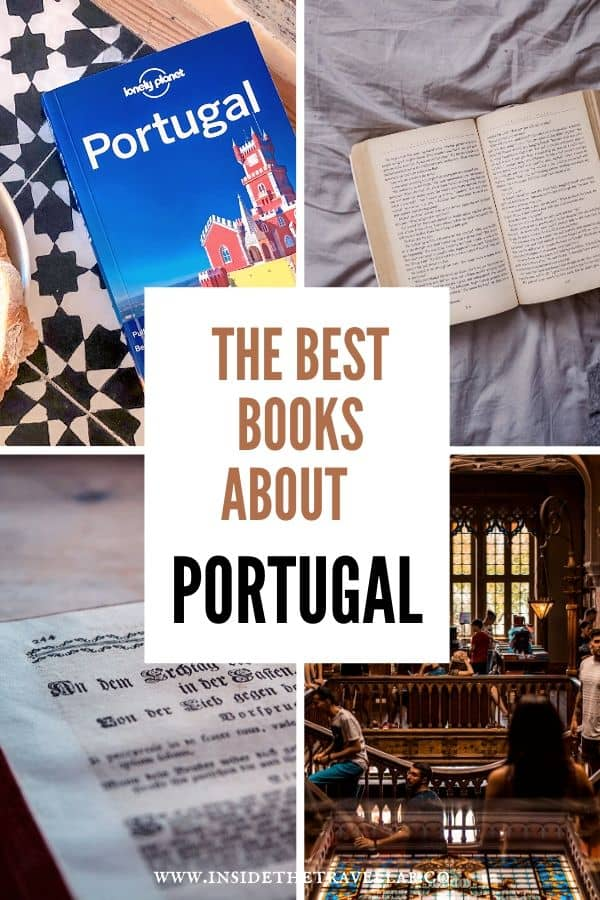 The Best Books About Portugal cover image