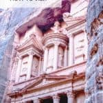 How to visit Petra - is it worth visiting Petra in Jordan