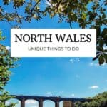 North Wales Unique Things to Do - Attractions, UNESCO, WIldlife