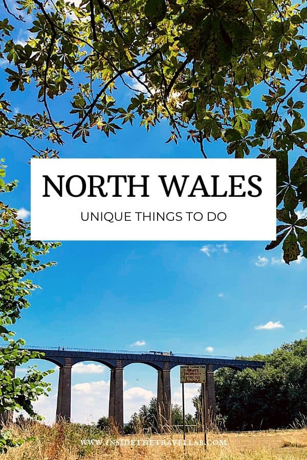 North Wales Unique Activities - Sightseeing, UNESCO, World Life