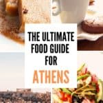 Ultimate food guide for Athens