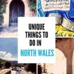 Unique and unusual things to do in North Wales