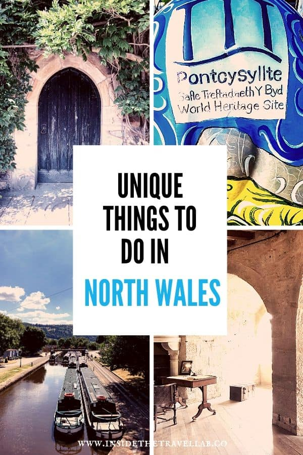 Unique and unusual activities in North Wales