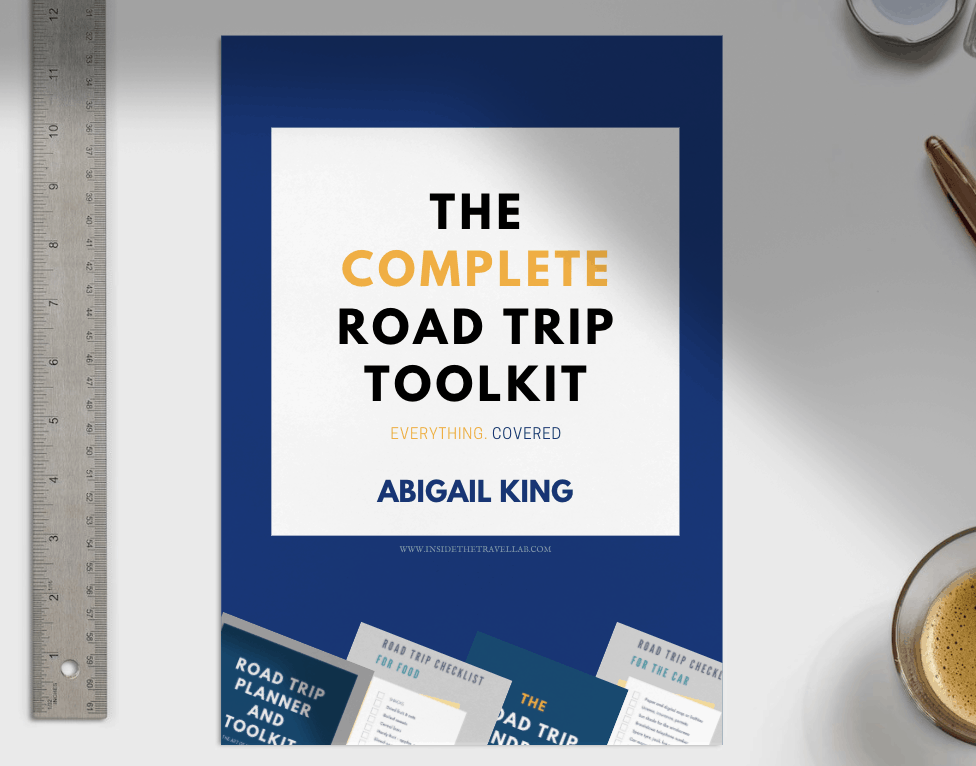 Complete Road Trip Toolkit Collection