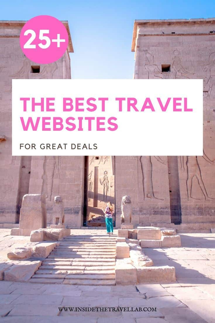The best travel websites for cheap flights and great deals. Find the best travel toolkits and guides for booking flights, finding cheap deals, hotels, car rental, honeymoons, rail journeys, health advice and more. My tried and tested travel resources.