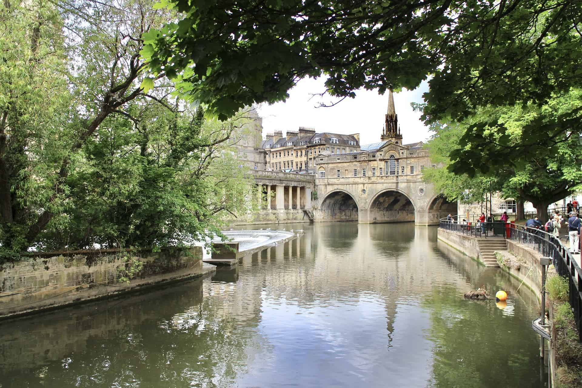 England - Somerset - Pulteney Bridge Bath