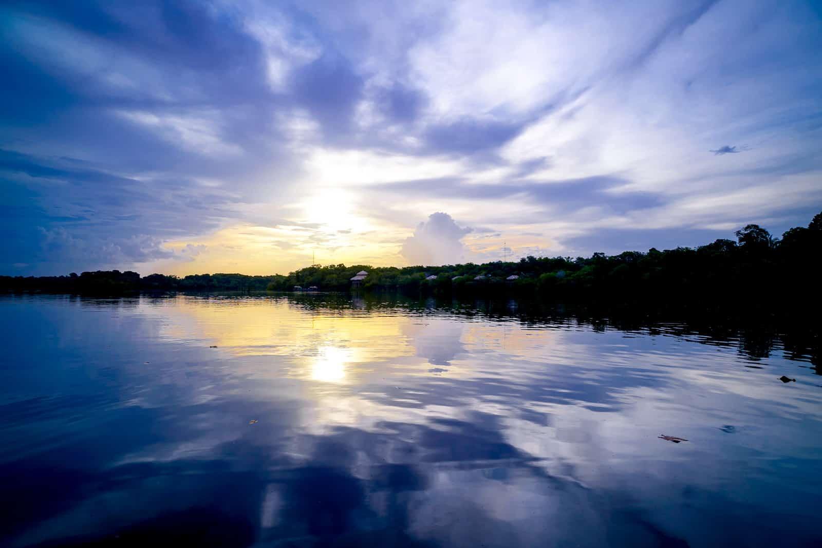 Brazil - Amazon Juma Lodge Canoe Trip