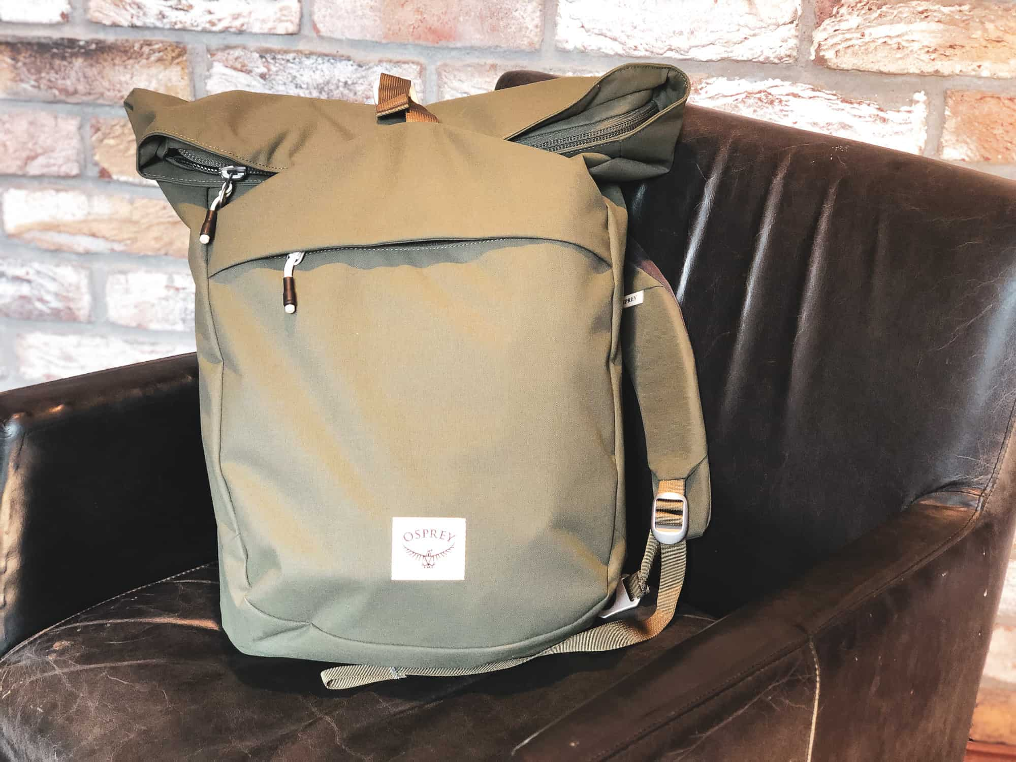 Arcane Osprey Tote Bag Review Front Image