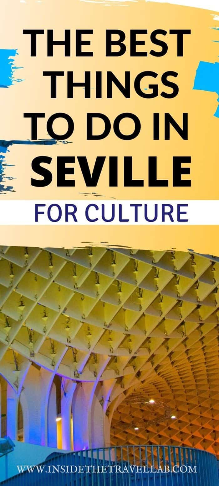 Best things to do in Seville