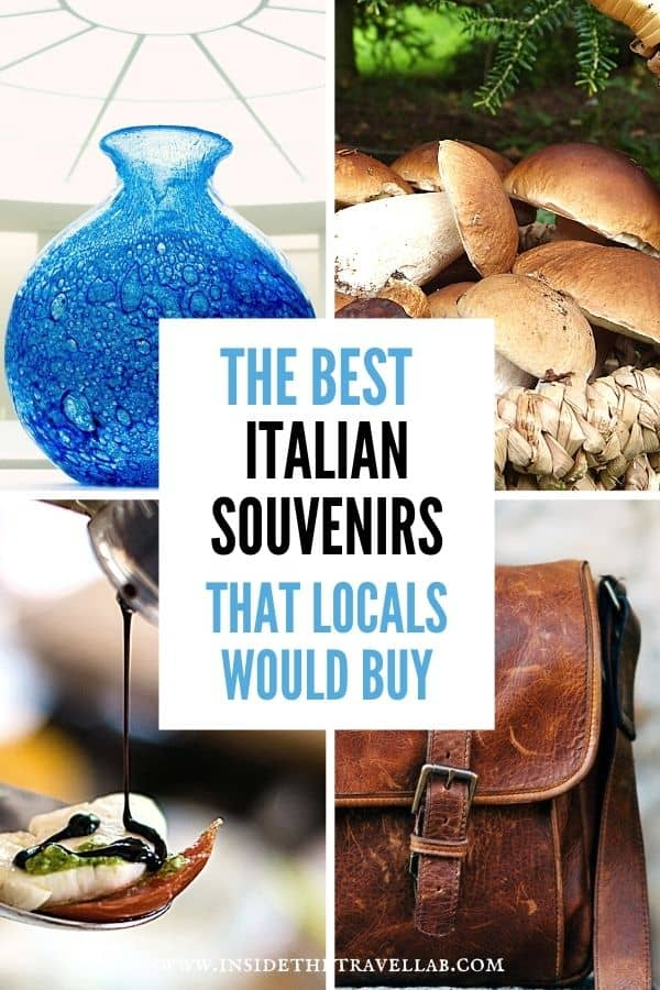 The Best Italian Souvenirs - What to Bring Back from Italy