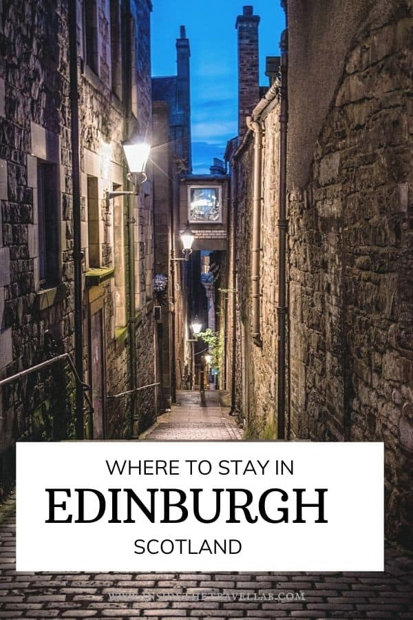 Where to stay in Edinburgh - best neighbourhoods in Edinburgh cover image