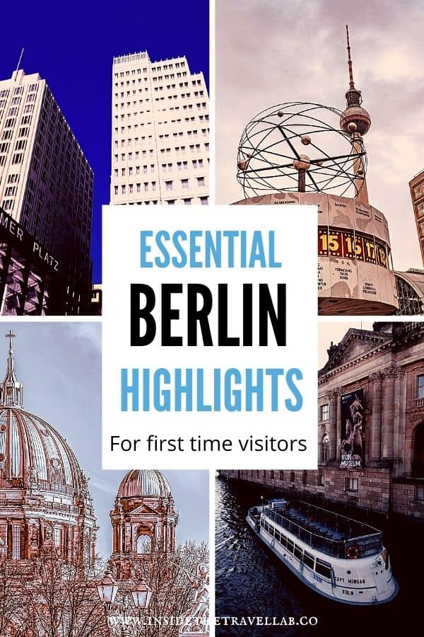 Essential Berlin highlights for only one day in Berlin