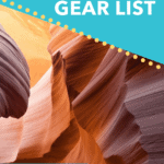 Essential canyoning gear list with canyoneering equipment guide