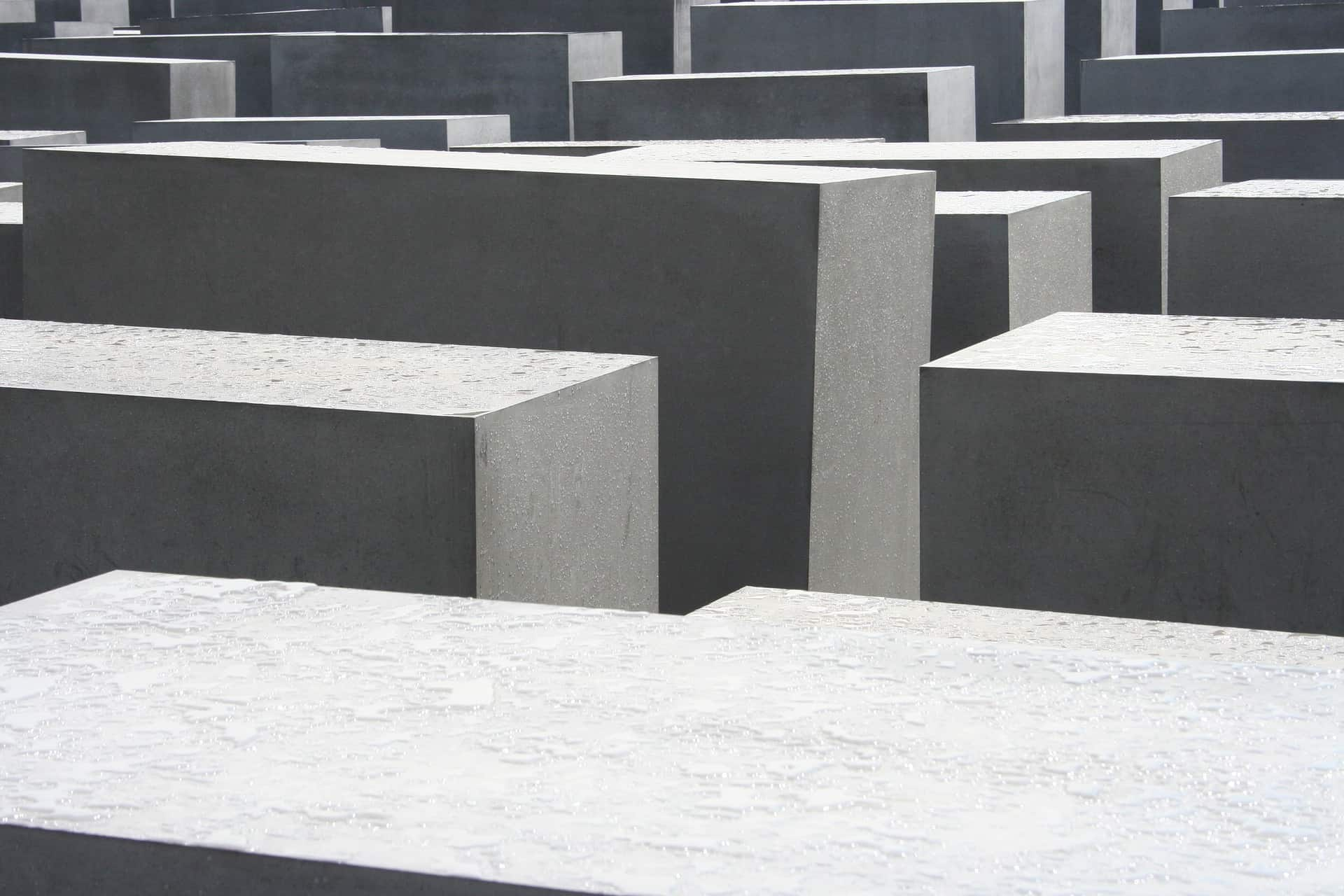 Germany - Berlin - Memorial to the Murdered Jews of Europe Close Up for 1 Day in Berlin Itinerary