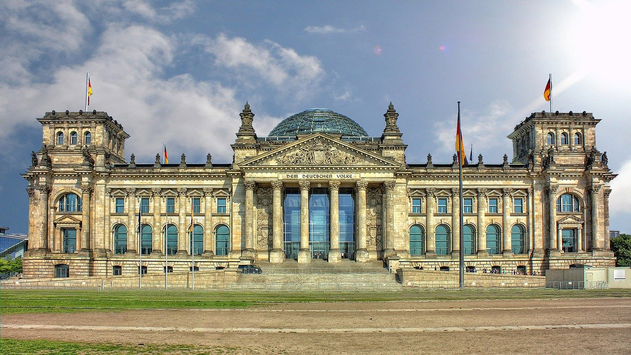 Germany - Berlin - Reichstag Building - 24 Hours in Berlin Itinerary