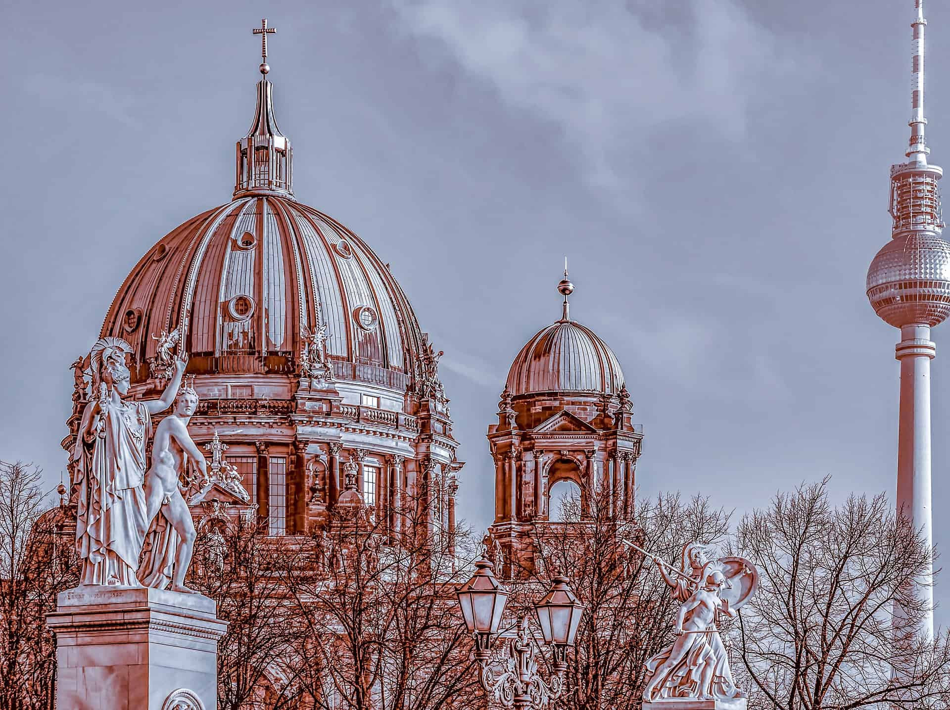 Germany - Berliner Dom - for 24 Hour Berlin Itinerary
