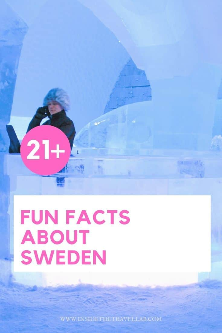 Interesting and Fun Facts about Sweden cover image
