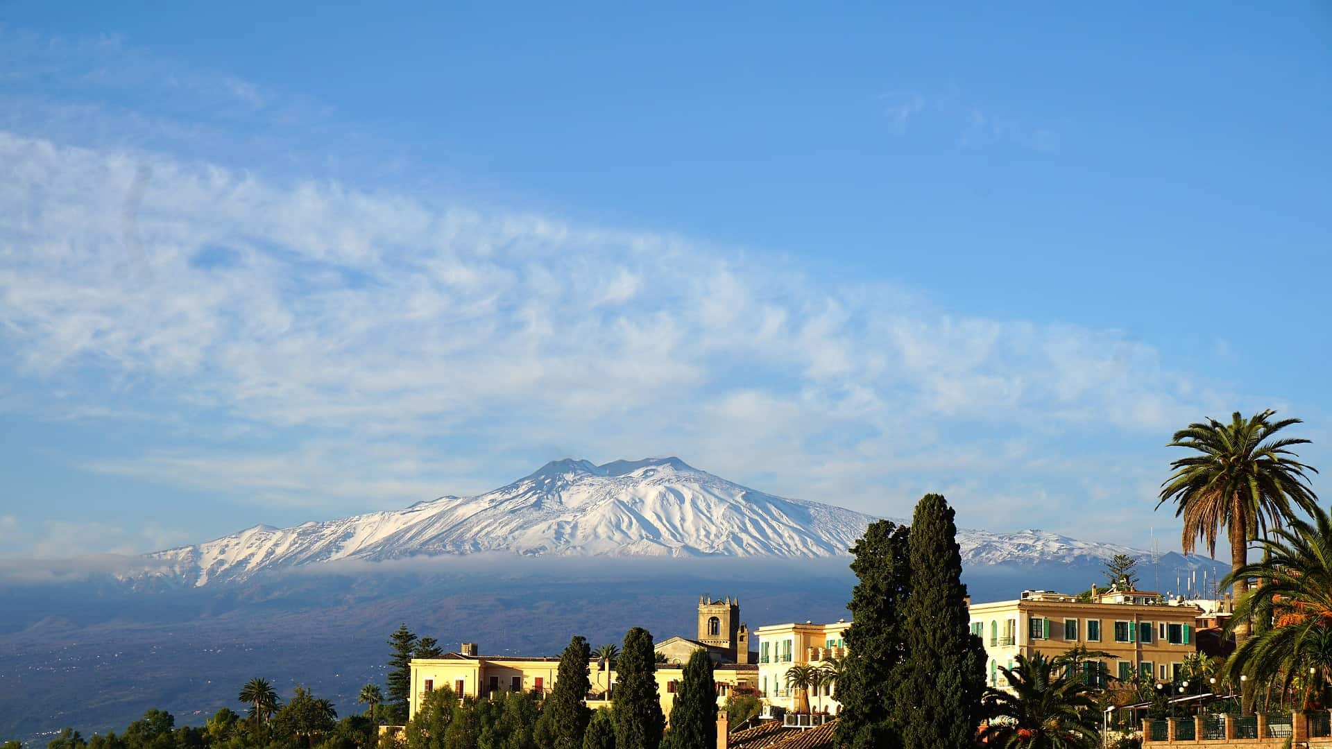 Italy - Sicily - Mount Etna
