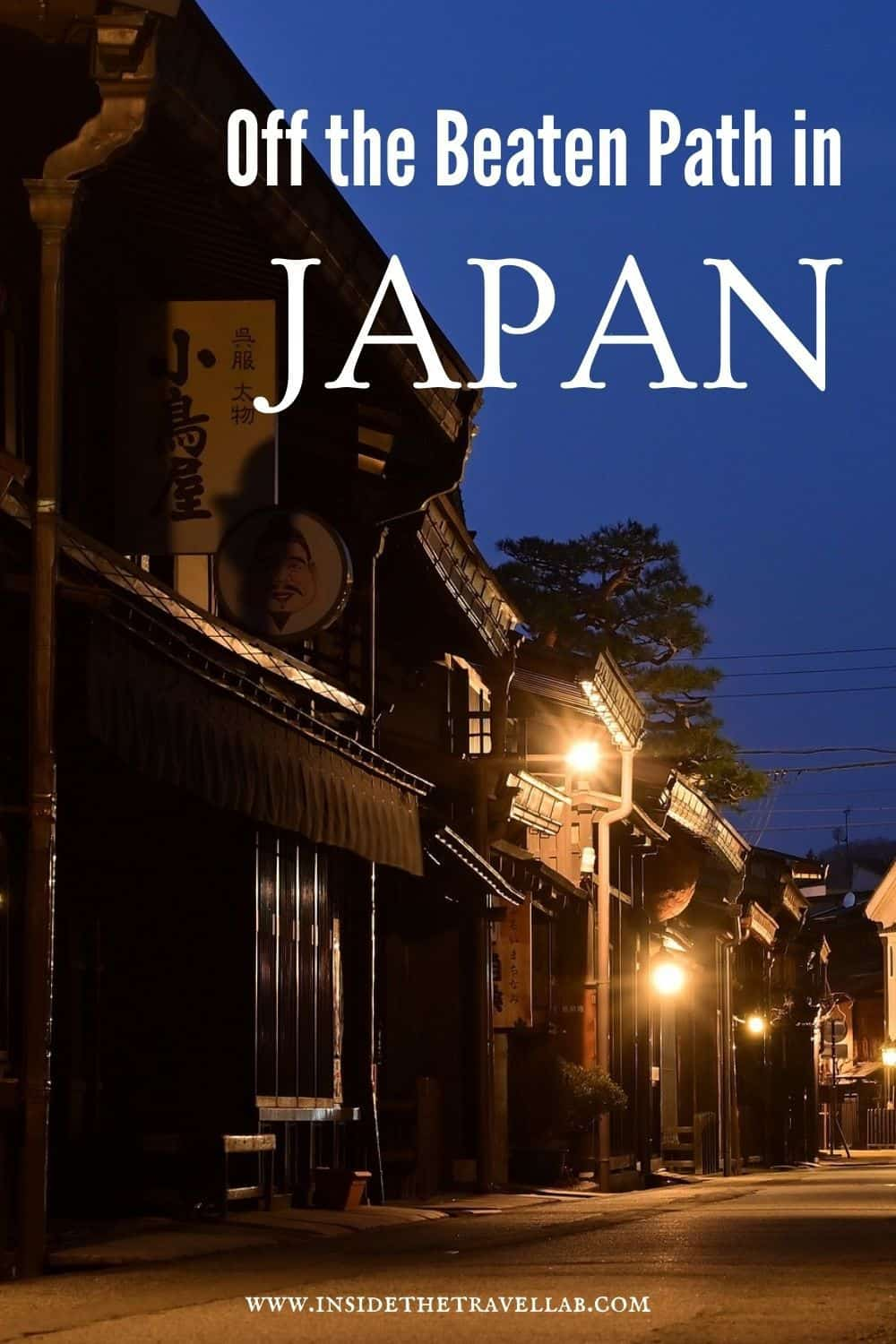 Japan Travel Destinations Guide - Off the beaten path in Japan