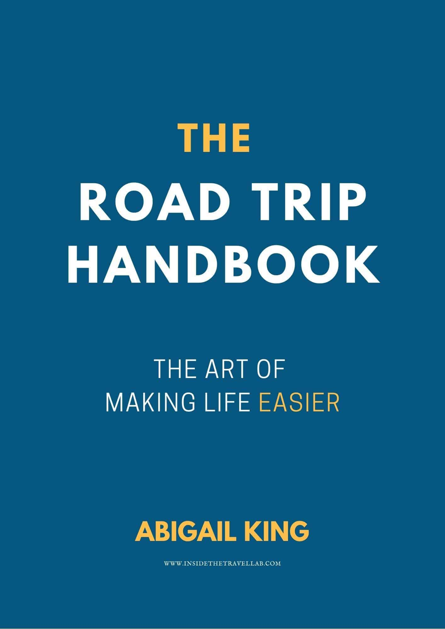 The Road Trip Handbook Cover Image