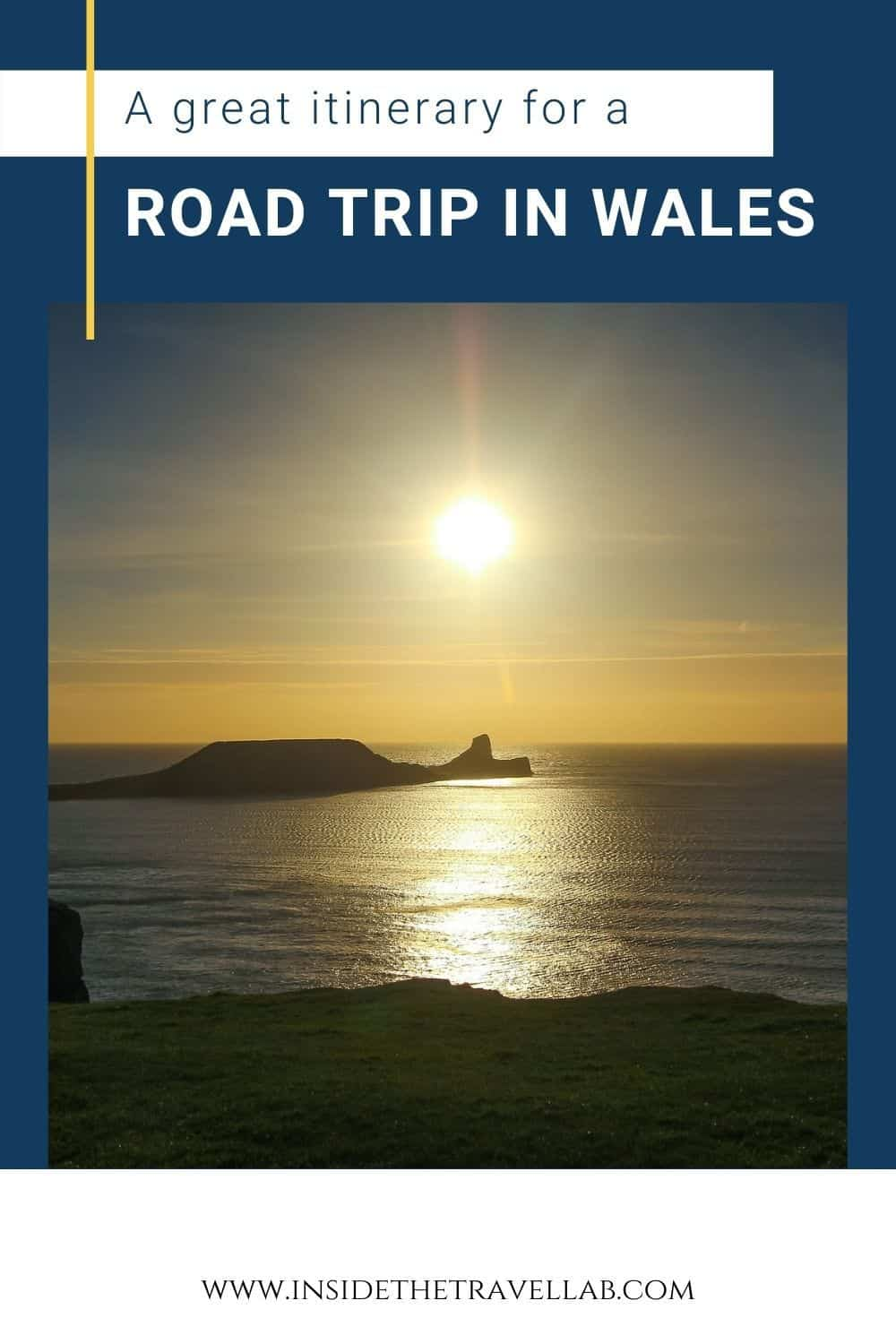 Wales Travel Guide - Wales Road Trip Itinerary