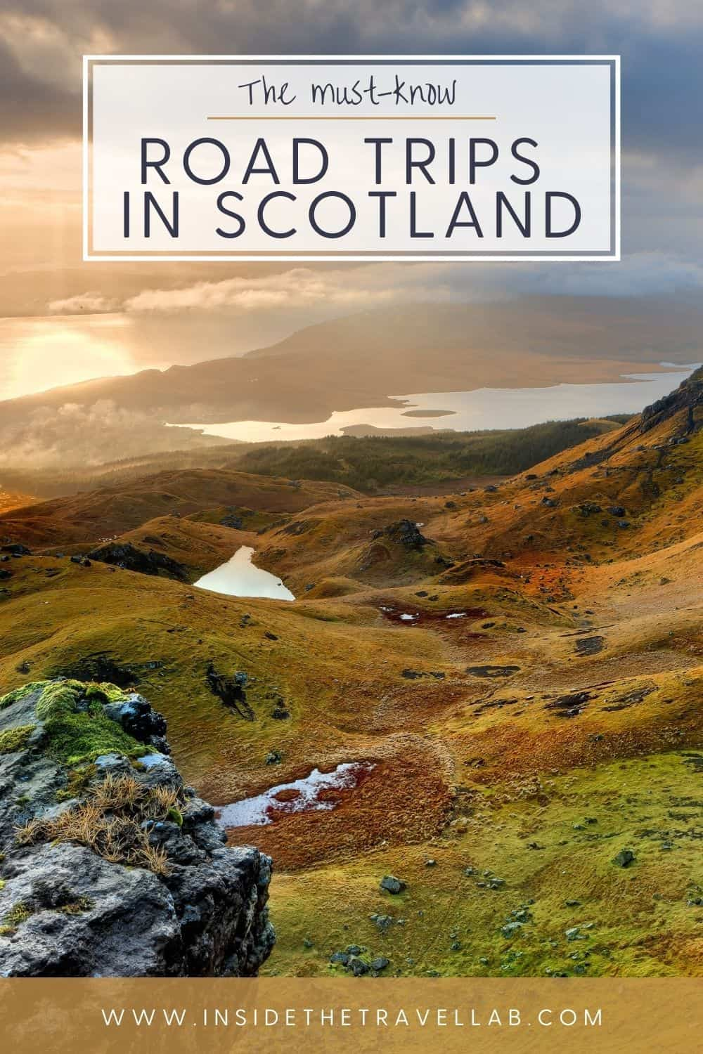 Scotland Travel Guide - Scotland road trip itineraries