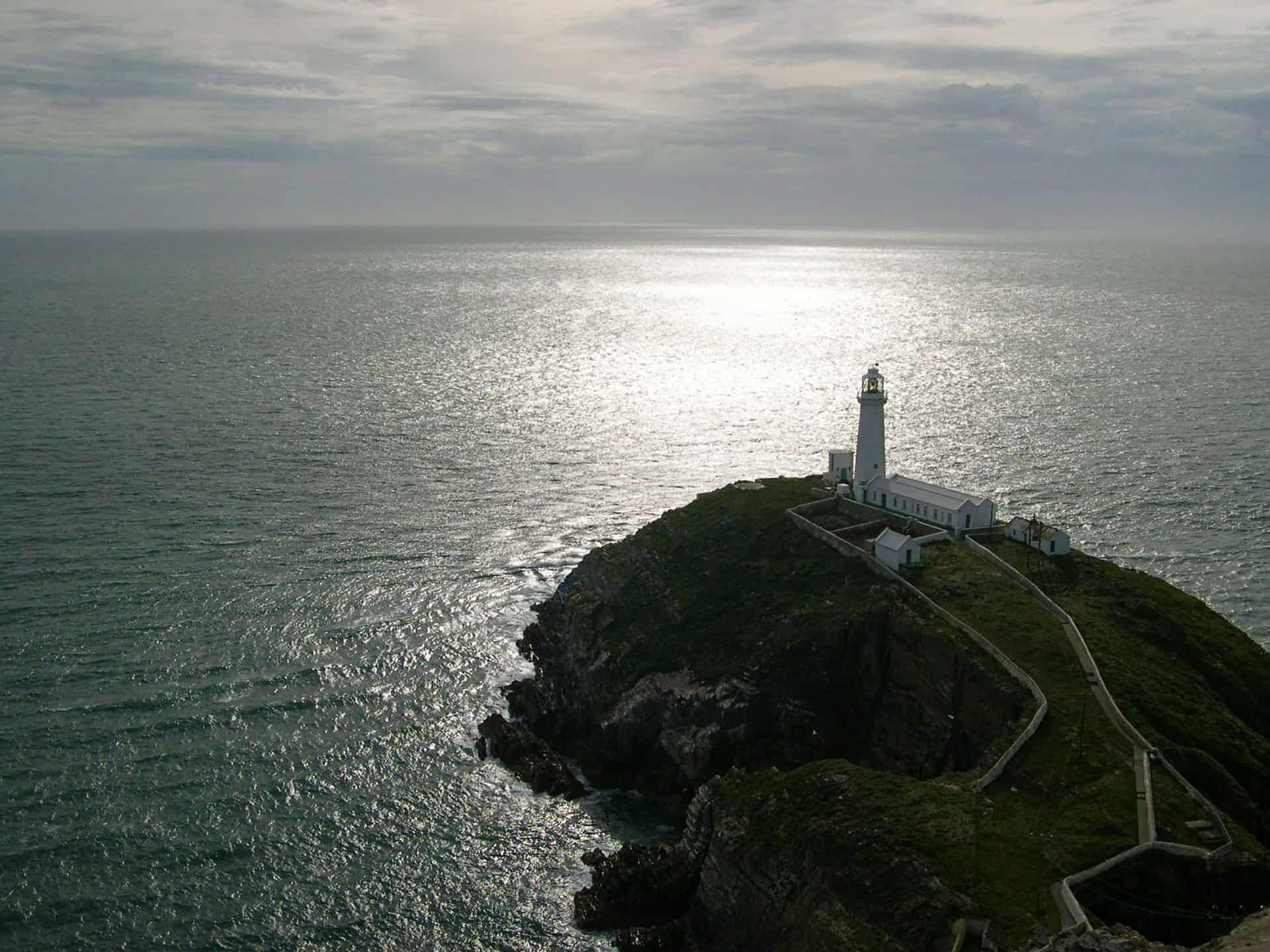 Road Trip Wales - Anglesey Lighthouse