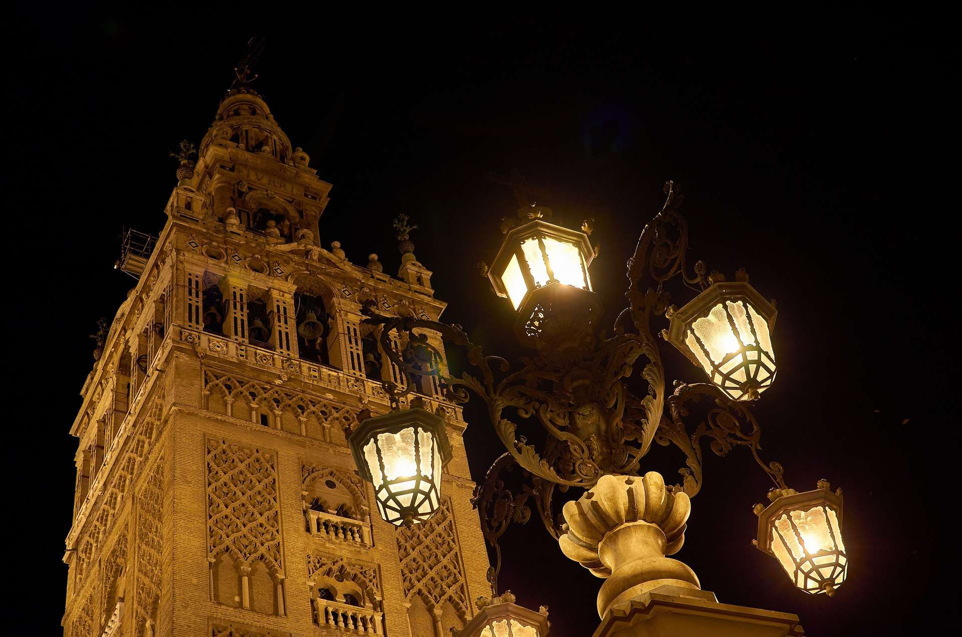 Spain - Andalucia - Seville - Giralda Cathedral