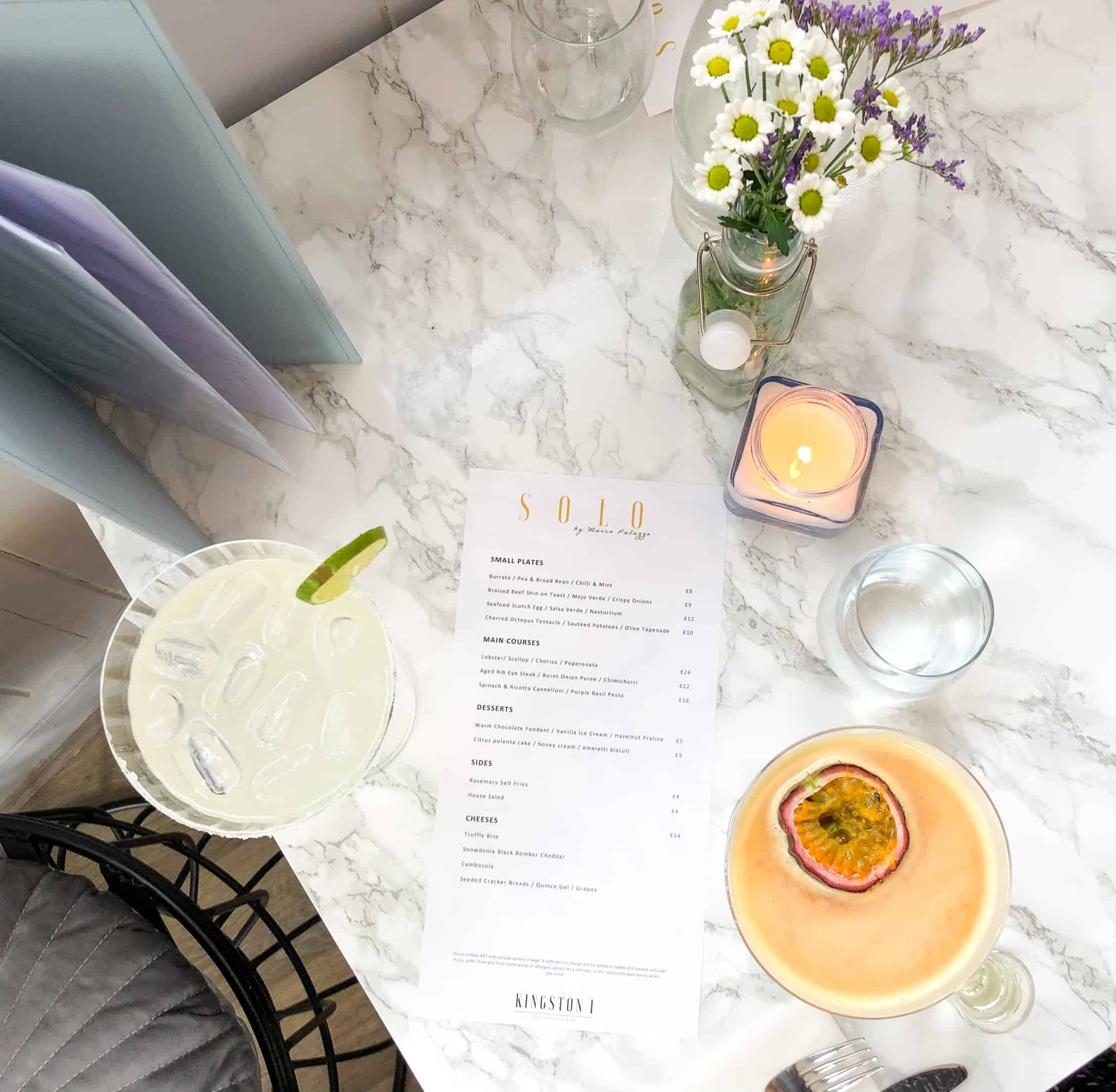 Things to do in Kingston upon Thames - sip cocktails with friends at the Kingston 1 Hotel